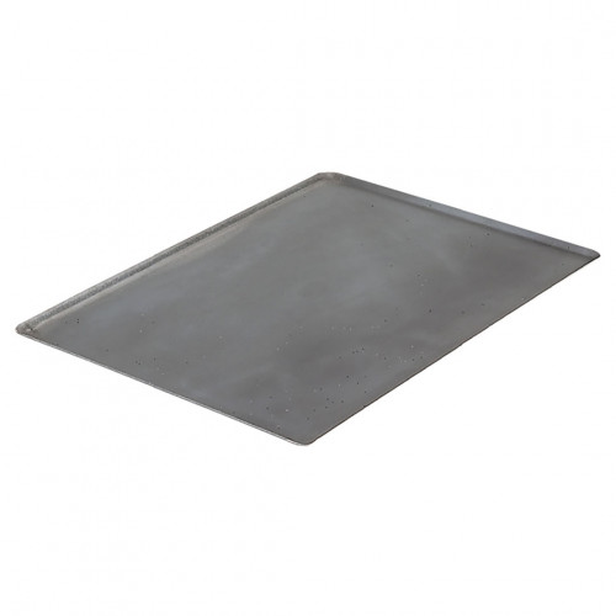 Baking tray oblique edges, steel