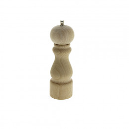 Universal mill for salt, pepper and spices wood 20 cm RUMBA