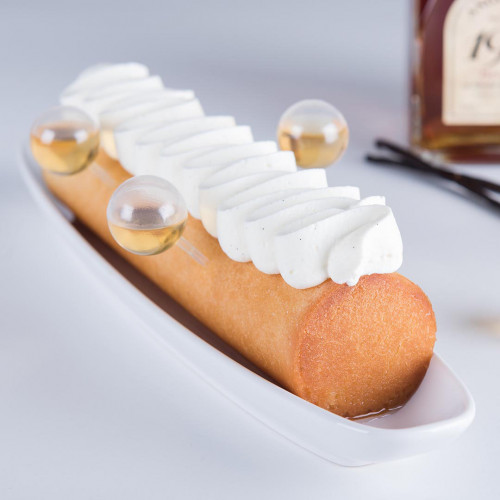 Tubular long mould and non-stick baking sheet CONCEPT J.LANGILLIER