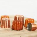 Moule à Canelés Bordelais cuivre