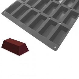 Tray rectangular cakes MOUL FLEX PRO, silicone