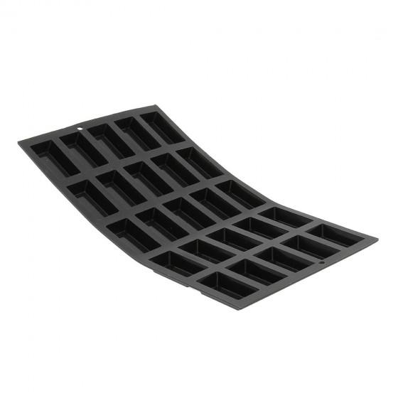 Tray 25 mini Financiers MOUL FLEX, silicone
