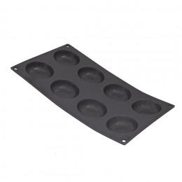 Tray rounded Pomponette moulds MOUL FLEX, silicone