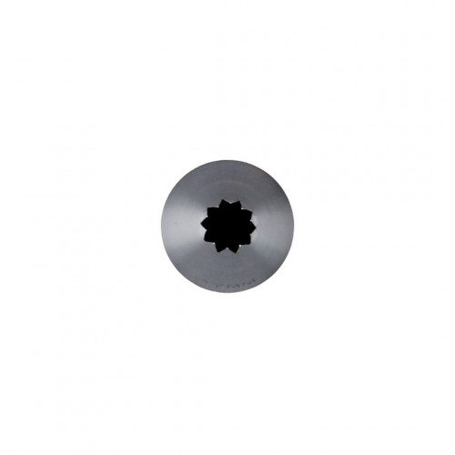 STAINLESS STEEL PETITS FOURS STAR NOZZLE
