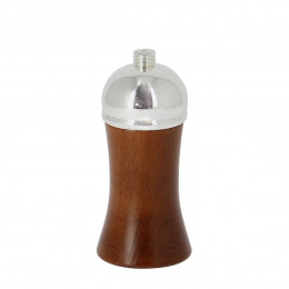 Pepper mill wood 11 cm VALSE