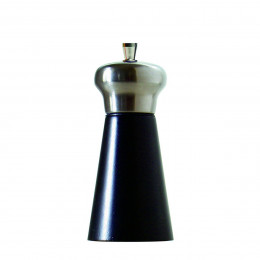 Pepper mill wood and stainless steel 13 cm SPRINGAR