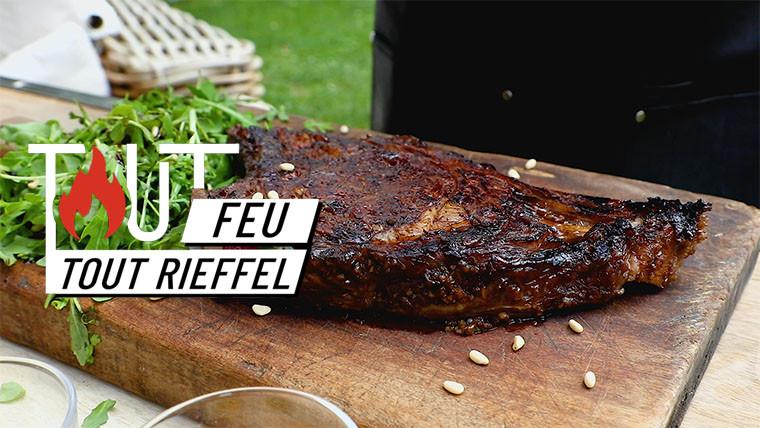La meilleure marinade de steak au BBQ du monde